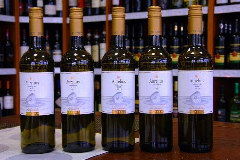 Čo ste možno nevedeli o odrode viniča AURELIUS.