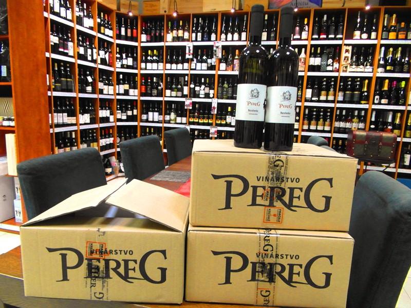 BAZULIENKA bazovo - hroznové víno z vinárstva Pereg už v predaji