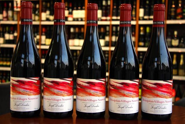 Privítajte sviatok mladých francúzskych vín Beaujolais - Božolé 2017