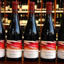 """Beaujolais 2018 """" Božolé 2018 """" - Privítajte s nami sviatok mladých francúzskych vín"""