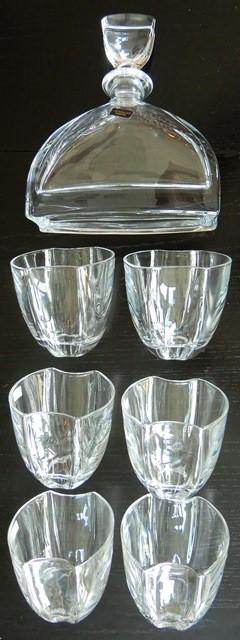 Nalejte si whisky do štýlového skla NEMO zo sklárne Crystalite Bohemia