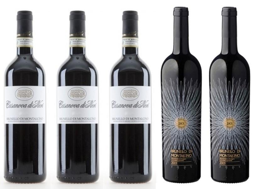TOP 10 vín  Brunello di Montalcino ročníka 2010 podľa Jamesa Sucklinga