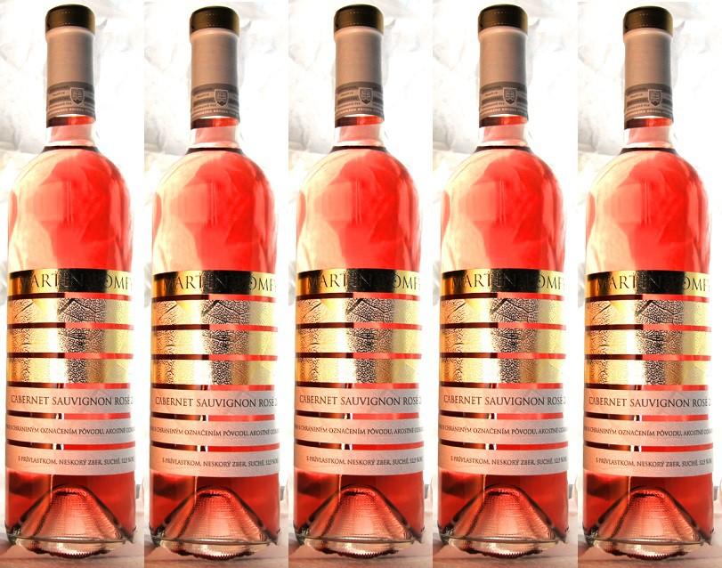 Aktuálne novinky v Deli & Wine & Coffee IN MEDIO - Cabernet Sauvignon Rosé a Müller Thurgau 2015 z vinárstva Mavín