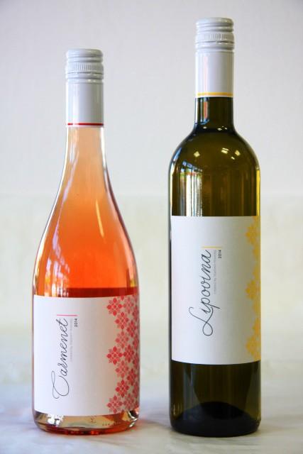 CARMENET a LIPOVINA z kolekcie vín enológa Vladimíra Hronského
