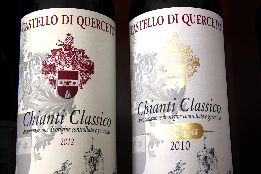 Talianske vinárstvo Castello di Querceto získalo významné ocenenia za Chianti.