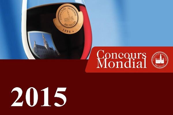 Výsledky Concours Mondial du Bruxelles 2015 | Slovensko opäť úspešné