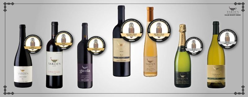Golan Heights winery získalo 7 medailí na Terravino 2015