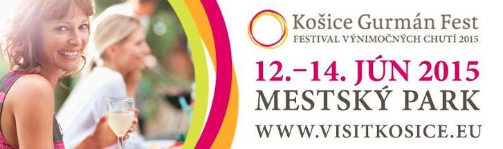 Košice GURMÁN FEST 2015