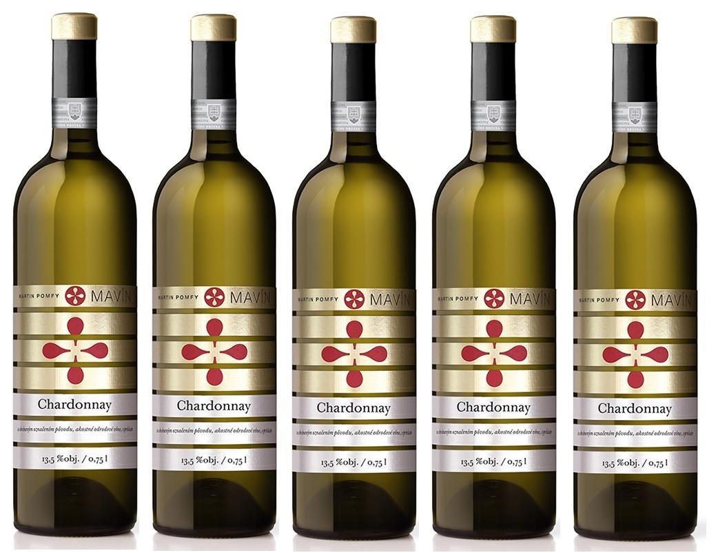 Zlato z Madridu pre vinárstvo Martin Pomfy MAVÍN