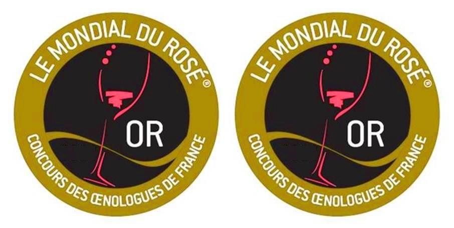 Slovenské vína úspešné na súťaži Mondial du Rosé 2017