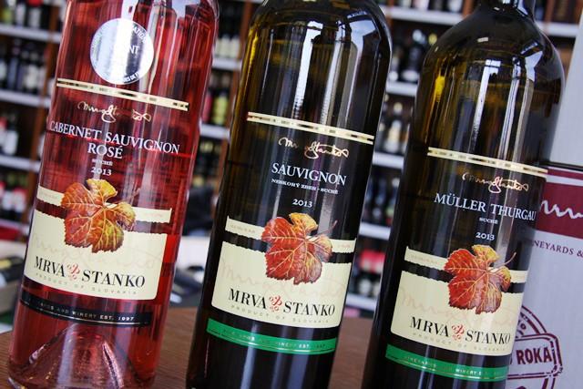 Vinárstvo Mrva & Stanko s dvoma šampiónmi na súťaži Víno TIRNAVIA 2015