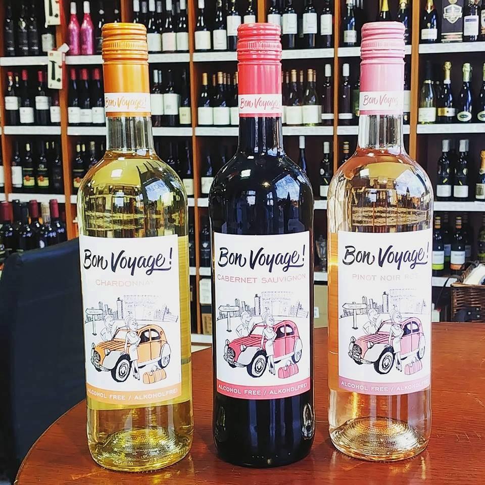 Nealkoholické - dealkoholizované vína nájdete aj v našej ponuke v predajni alebo v e-shope