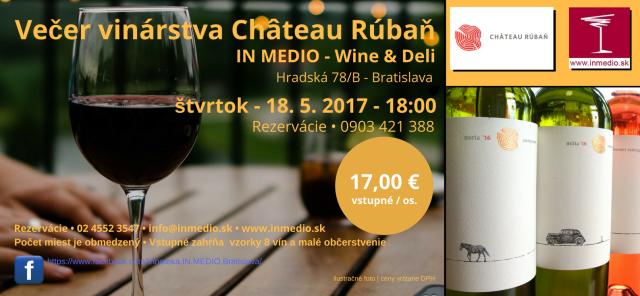 Ochutnajte výnimočné vína z južného Slovenska - Chateau Rúbaň