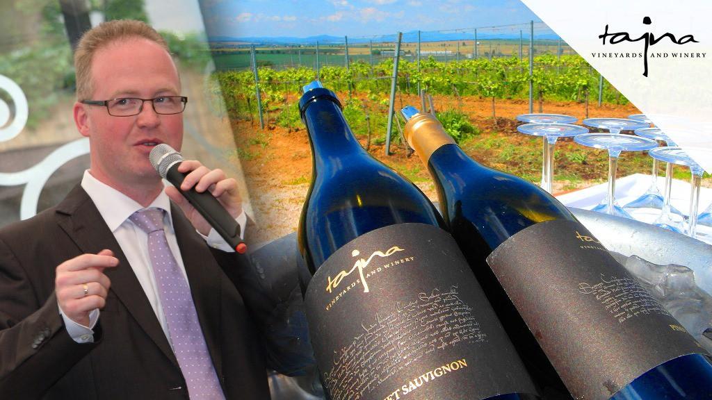 Ochutnajte v IN MEDIO vinárstvo TAJNA a vína Vladimíra Hronského