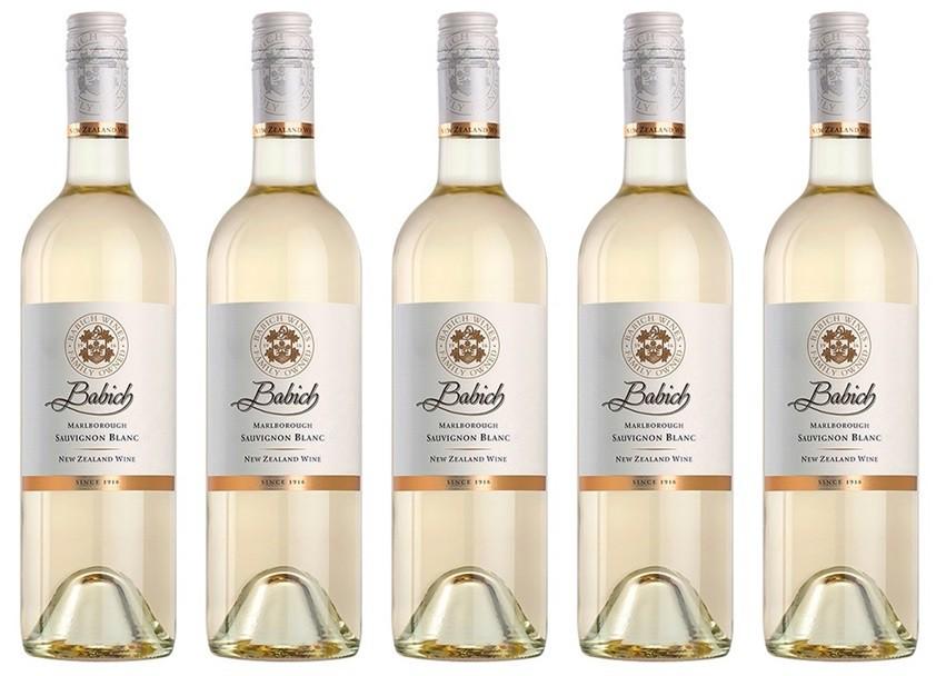 Sauvignon blanc 2015 z vinárstva Babich - Marlborough - Nový Zéland prichádza práve teraz.
