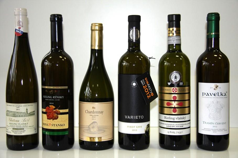 Národný salón vín Slovenskej republiky 2015 výsledky