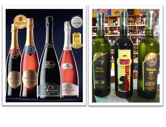 Slovenské a české vína získali v Moldavsku až pätinu všetkých medailí.