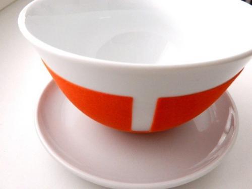 Miska s tanierom Kahla priemer 13 cm Touch TWIN sets