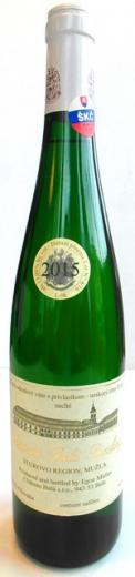 RIESLING Rizling Rýnsky Chateau Belá 2015 NZ suché víno biele, obj. 0,75 L, Alk. 13 % obj.