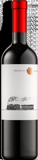 ALIBERNET 2014 Chateau Rúbaň AOV suché víno červené, obj. 0,75 L, Alk. 11.,5 % obj.