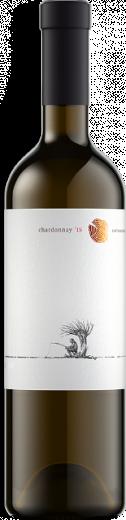 VYPREDANÉ - CHARDONNAY 2015 Chateau Rúbaň výber z hrozna, obj. 0,75 L, Alk. 13,5 % obj.
