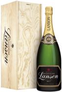 """CHAMPAGNE """" Šampanské """" LANSON Black Label Brut Magnum 1,5L, alk.12,5 %"""
