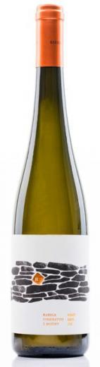 PINOT GRIS Rulandské šedé vinárstvo Rariga Modra suché víno, obj. 0,75 L, Alk. 13,5 % obj.