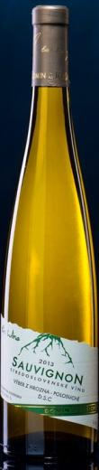 SAUVIGNON DOMIN & KUŠICKÝ bio víno VZH , obj. 0,75 L, Alk.13 % obj.