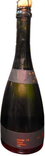 SEKT Chateau Rúbaň Cuvée Brut šumivé víno suché biele, obj. 0,75 L, Alk. 12 % obj.