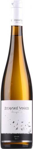 DEVÍN Žitavské vinice víno biele suché, obj. 0,75 L, Alk. 13,5 % obj.