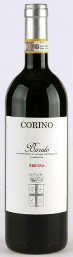 BAROLO Riserva Corino DOCG, obj. 0,75L, Alk. 15,5% obj.