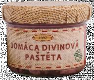 Domáca divinová paštéta  - slovenský výrobok 100g