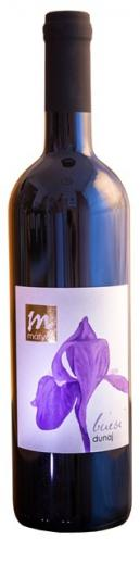 DUNAJ 2016 András Matyás červené víno suché, obj. 0,75L, Alk. 13 % obj.