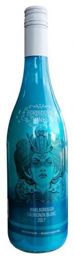SAUVIGNON BLANC Marlborough Nový Zéland Babich forbidden wines, obj. 0,75L, Alk. 12% obj.