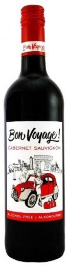 CABERNET SAUVIGNON Bon  Voyage dealkoholizované - nealkoholické víno