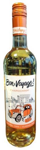 CHARDONNAY Bon Voyage dealkoholizované - nealkoholické víno
