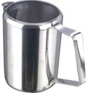 Kanvica na mlieko nerez - oceľ , 0,6 L