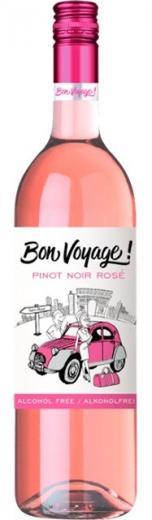 PINOT NOIR Bon Voyage dealkoholizované - nealkoholické víno ružové - rosé