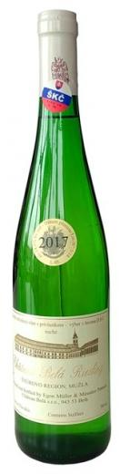 RIESLING Rizling Rýnsky Chateau Belá VZH suché víno biele, obj. 0,75 L, Alk. 14.5 % obj.