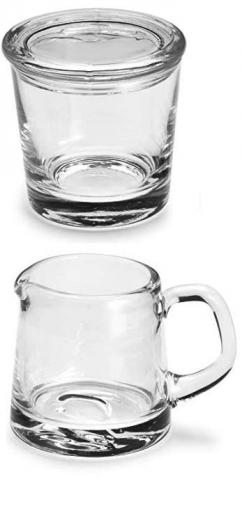 Set na mlieko a cukor ku káve alebo čaju Leonardo milk sugar set Ciao