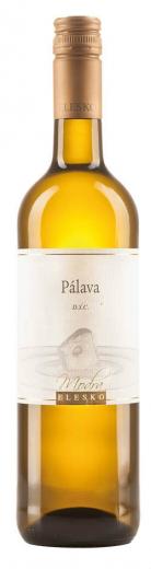 Pálava 1 ELESKO akostné odrodové víno suché, obj. 0,75 L. Alk. 12% obj.