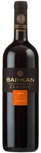 Pinotage Barkan classic červené víno, obj. 0,75L, Alk. 14 % obj.