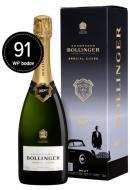 Champagne Bollinger Special Cuvée 007 Brut, obj. 0,75 L, Alk. 12 % obj.