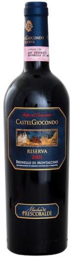 Brunello di Montalcino  Riserva DOCG Frescobaldi vini