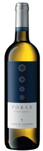 Pinot Grigio Porer Alois Lageder DOC Alto Adige Südtirol