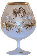 Čaša jubilejná - Pohár s vekom - Jubilejný pohár