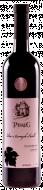 Víno z čiernych ríbezlí PEREG vinárstvo Modra, obj. 0,75 L, Alk. 10,5 % obj.