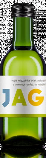 Veltlínske zelené Karpatská Perla Jagnet Mini 0.25 l
