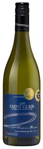 Sauvignon Blanc 2013 Saint Clair Vicars Choice Malborough