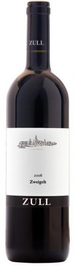 Zweigelt Zull vinárstvo Rakúsko, obj. 0,75 L. Alk. 12 % obj.